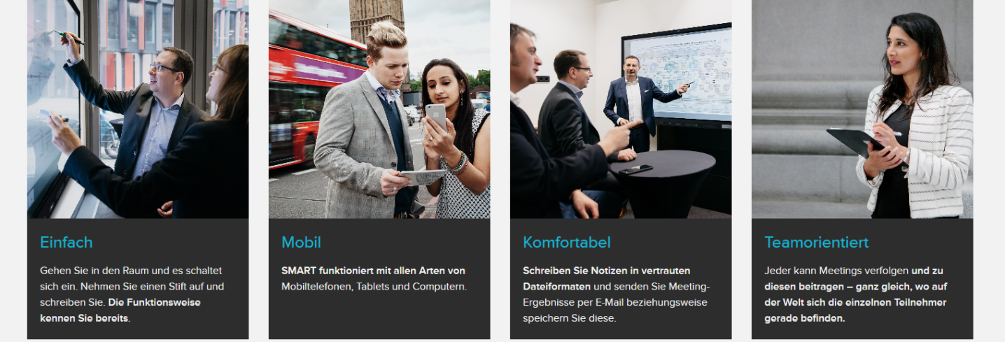 Smart Board Whiteboard einfach und mobil Augsburg Ulm