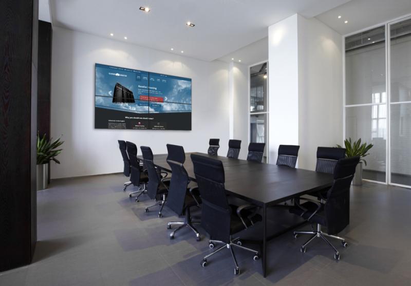Medientechnik Konferenzraum