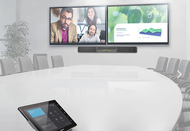 Medientechnik Konferenzraum -2