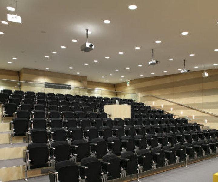 Konferenztechnik Vortragsraum