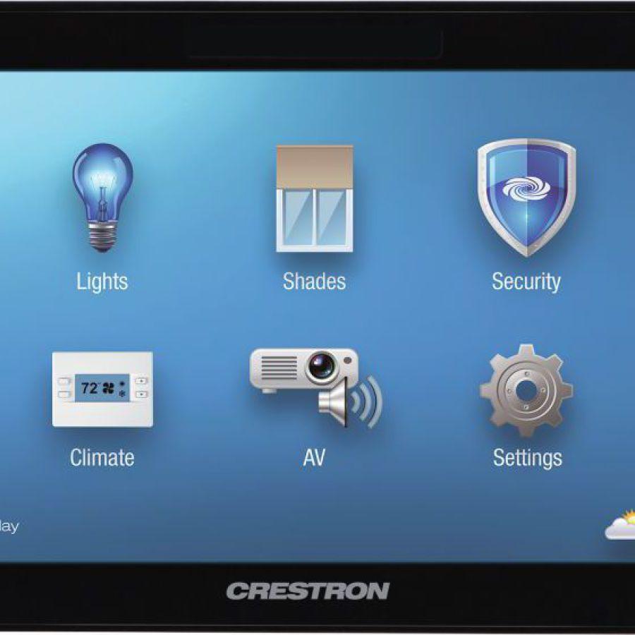 Programmierung Crestron