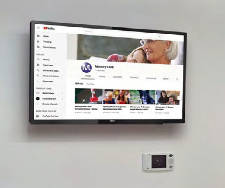 Philips Display Digital Signage Mindelheim