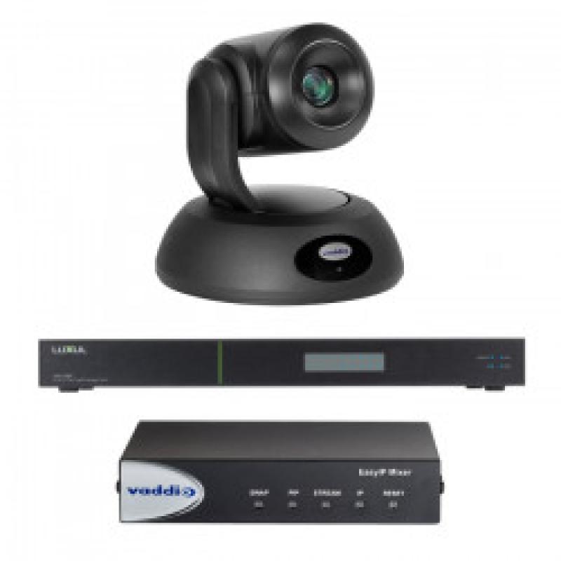 Vaddio EasyIP Mixer Videokonferenz